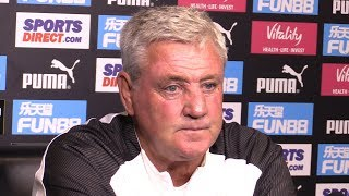 Steve Bruce Full Pre-Match Press Conference - Newcastle v Arsenal - Premier League