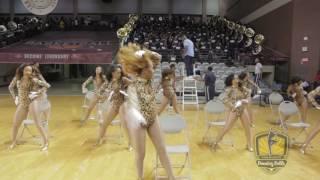Southern University Fabulous Dancing Dolls 2016 Highlight Crank Fes...