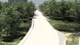 New Keith Road Bridge