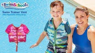 Swim Training Vest by SwimSchool