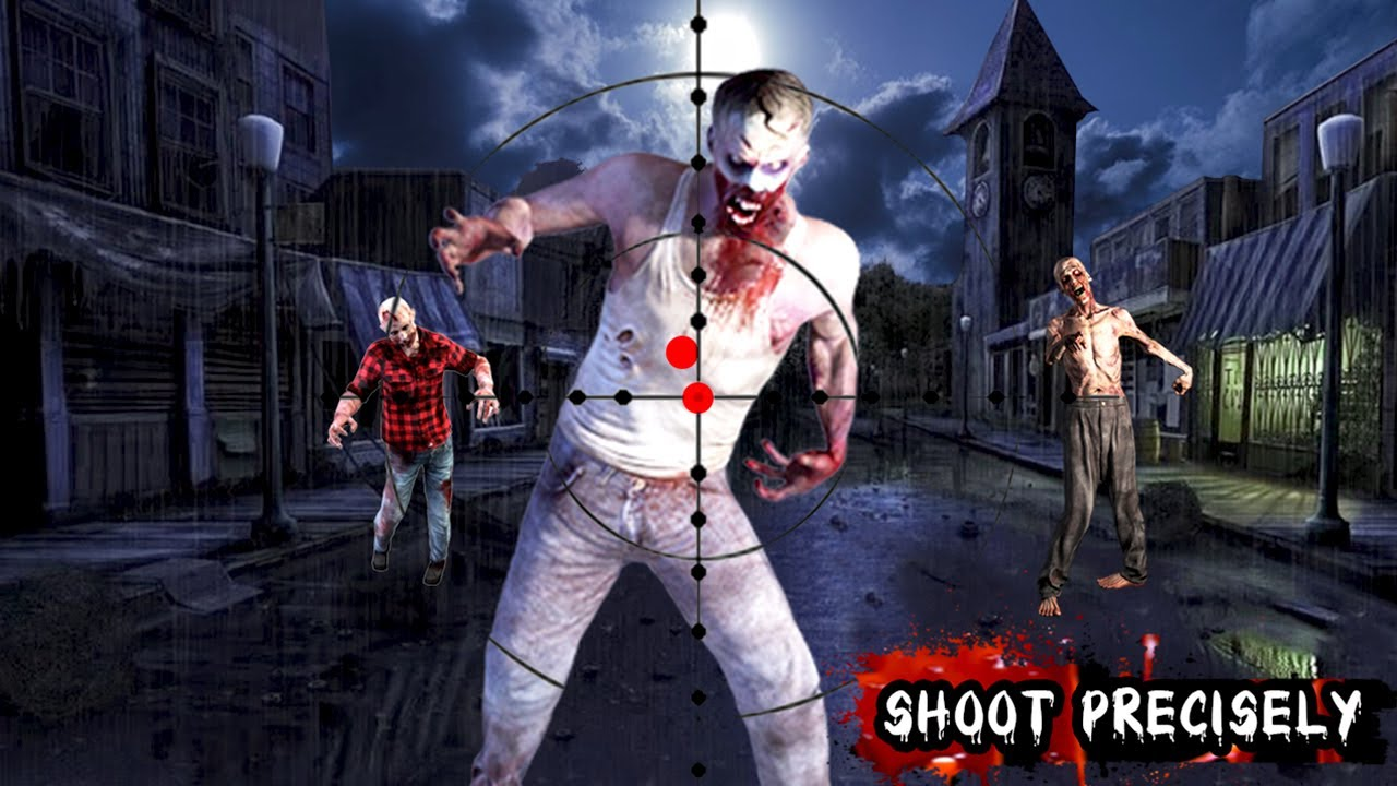 Shooter Zombie