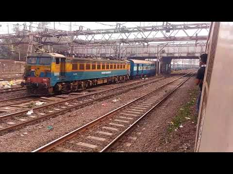 Arriving at Mega Chatrapati Shivaji Maharaj Terminus (CSMT)