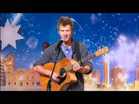 Owen Campbell Returns - Australia's Got Talent 2012 audition 4 [FULL]