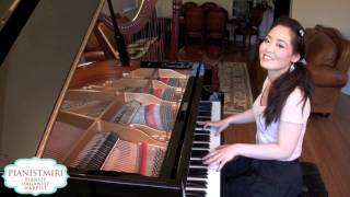 Katy Perry - Last Friday Night (T.G.I.F.)   Piano Cover by Pianistmiri