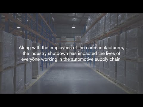 How Hudson supported the career transition of automobile supply chain workers