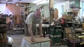 Restoring An 18th Century Tea Table - Thomas Johnson Antique Furniture Restoration