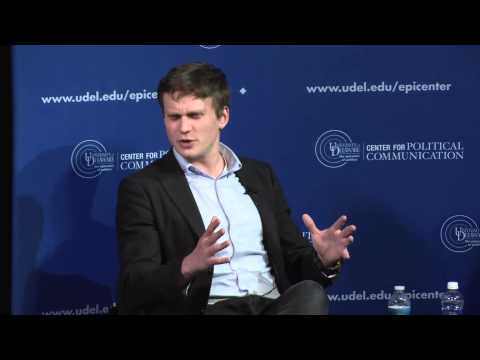 """Obama's 2012 campaign digital director speaks about """"The Digital Campaign"""""""