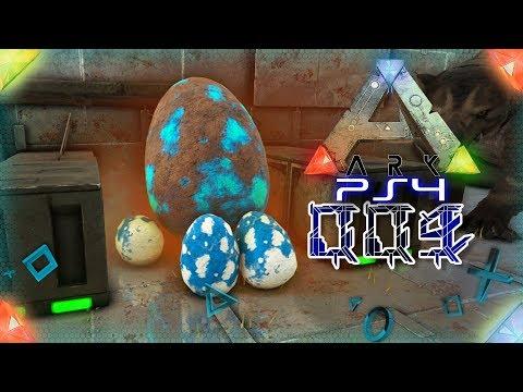 ARK PS4 🇩🇪 Kampf um´s Giganoto Ei #009 Let´s Play ARK Survival Evolved Playstation 4 PVP Server