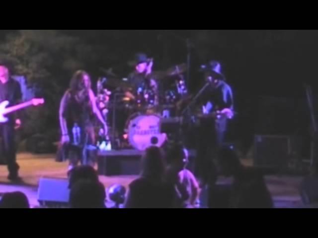 The Roadsters @Del Rio Vineyard Summer Concert Finale 9-2014