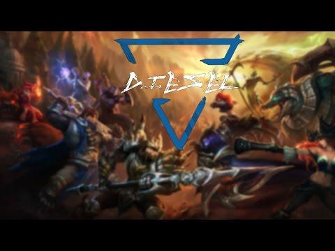 Közös LOL Móka #21 WW csekkolással | League Of Legends | Diesel