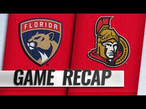 Hoffman extends point streak in Panthers' 7-5 win
