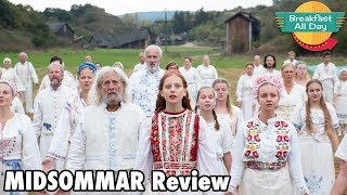 Midsommar review - Breakfast All Day