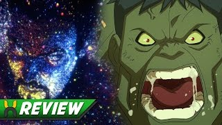 Hulk: Where Monsters Dwell (2016) Review