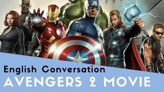 Avengers 2 Movie Conversation thumbnail picture.