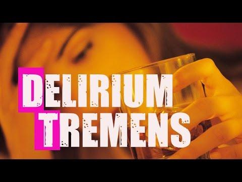 Delirium tremens DEFINICIÓN | CAUSAS | TRATAMIENTO