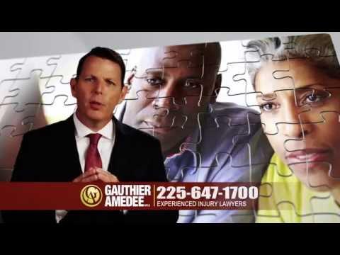 Gauthier Amedee - Baton Rouge, Prairieville & Gonzales, LA Car Accident Lawyers