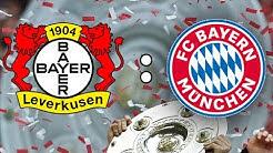 🔴BAYER 04 LEVERKUSEN 2 : 4 FC BAYERN MÜNCHEN | 30. SPIELTAG | BUNDESLIGA | HIGHLIGHTS & TORE