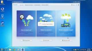 how to backup windows 7 or windows 8 using acronis true image home 2014