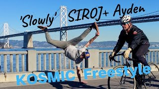 SIROJ + Ayden | Slowly | KOSMIC Dance Freestyle