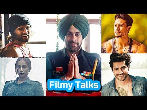 Filmy Talks - Radhe Teaser, Heropanti 2, Fighter, Varun Dhawan, Haathi Mere Saathi, Aankh Micholi