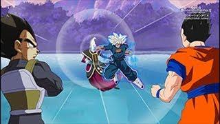 Goku golpeia Whis pela Primeira Vez - Super Dragon Ball Heroes Episódio 12 (Teorias)