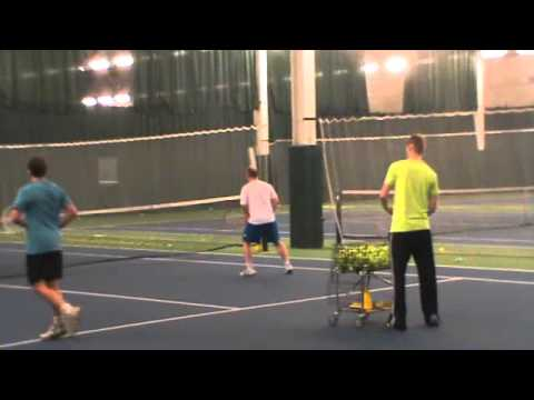 Andy Hill Cardio Tennis 4 CHLTC