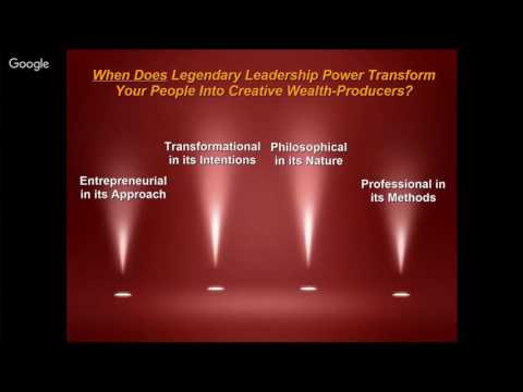 Leadership Power Strategies Strengthen Your Wealth-Generating Impacts-T