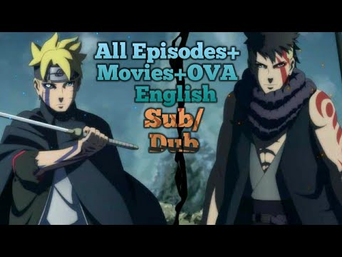 Watch Boruto All Episodes For Free ! Eng Sub/Dub
