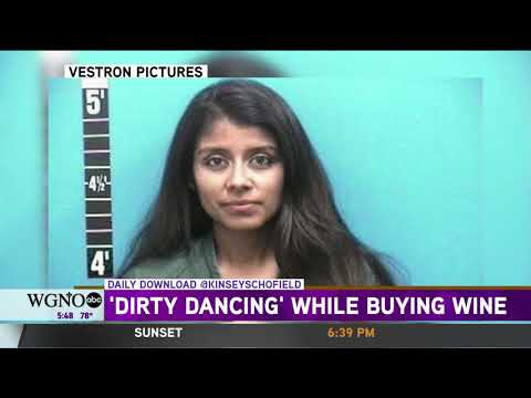 Brady - Woman Arrested In Liquor Store For Dirty Dancing Reenactment