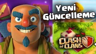 TRADER (TÜCCAR) GELİYOR!! GÜNCELLEME HABERLERİ - Clash Of Clans