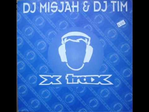 DJ Misjah & DJ Tim - Scrumble (X-007)
