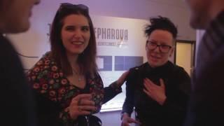 JA, OLGA HEPNAROVA | relacja z uroczystej premiery w Warszawie
