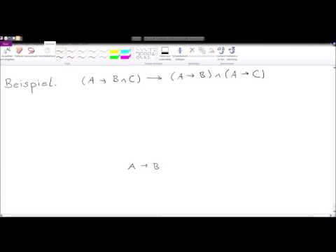 Mathematische Logik - Natürliches Schließen - Konjunktion, Disjunktion und Existenzquantor