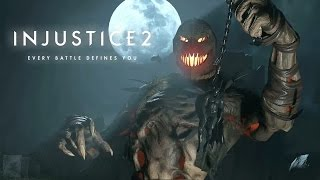Injustice 2 - Introducing Scarecrow Gameplay Trailer