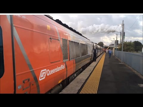 Queensland Rail Travel - Spirit Of Queensland - Railbed Class - Innisfail To Gladstone