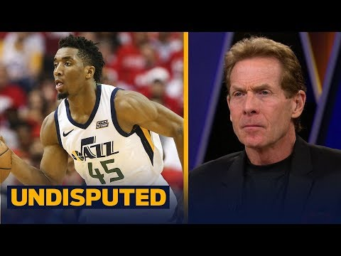 Skip Bayless: Houston is in trouble after Game 2's loss to Utah | NBA | UNDISPUTED
