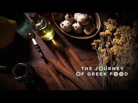 Journey of Greek Food - Episode 2, ENGLISH