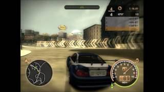 Игра Need for Speed Most Wanted, первые миссии, видео, геймплей