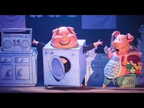 Sing - Shake It Off (Gunther and Rosita) 1080p BluRay