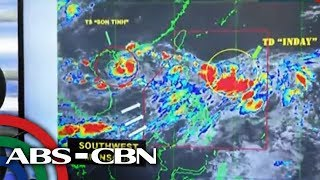 WATCH: PAGASA 11am briefing on Tropical Depression Inday | 18 July 2018