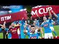 """PES 2020 • Napoli 🆅🆂 Juventus (Calci di Rigore) Finale di Coppa Italia """"Napoli alza il suo Trofeo"""""""
