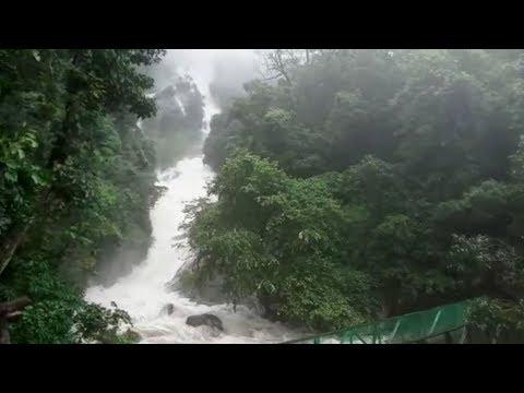 Monsoon rains cheers up Noyyal and Siruvani