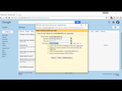 Tutorial - Import Mail to Gmail
