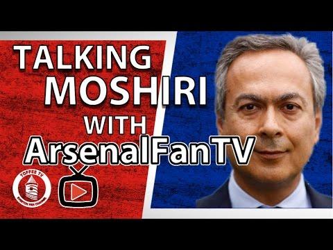 Arsenal Fan TV Talk Moshiri | Everton Takeover Special