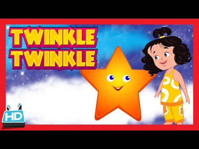 TWINKLE TWINKLE LITTLE STAR by Kids Hut