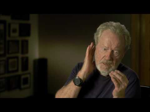 Alien Covenant Ridley Scott Official Behind The Scenes Interview
