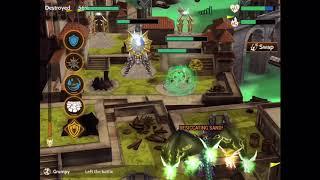 War Dragons: Odin vs HARVINATOR (13bil+ defense)