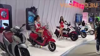Выставка Электротранспорта в Китае Обзор Voltreco.ru
