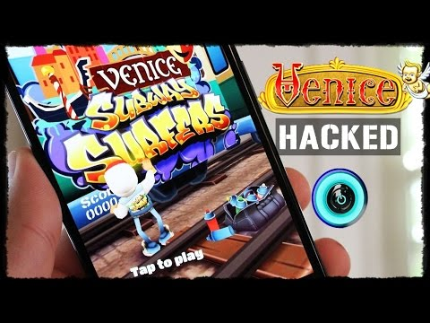 Subway Surfers Venice Hack Download [Unlimeted Coins,Keys] FREE !