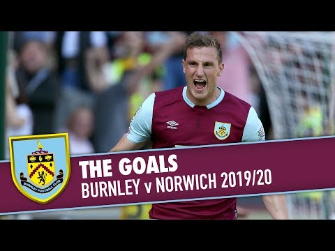 CHRIS WOOD ON FIRE 🔥 | THE GOALS | Burnley v Norwich 2019/20